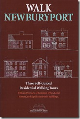 Walk Newburyport Three Self-guided Residential Walking Tours