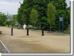 Bartlett Mall's Newburyport Bollards
