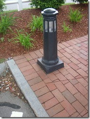 BOA Use of Newburyport Bollard