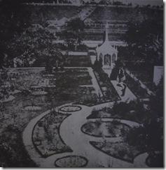 Stocker-Wheelwright House Garden