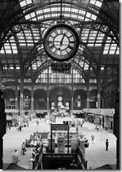 Penn Central Station in 1962